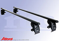 Volkswagen VW Touran (2003 to 2010) :Atera SIGNO AS steel roof bars no. AR4088