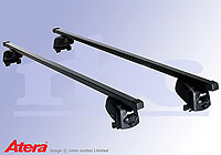Vauxhall Astravan (2006 to 2013) :Atera SIGNO AS steel roof bars no. AR4092