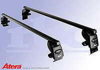 Volvo C30 (2007 to 2013) :Atera SIGNO AS steel roof bars no. AR4093