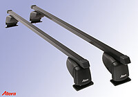 Seat Toledo (1999 to 2005) :Atera SIGNO ASF Fixpoint steel roof bars no. AR4115