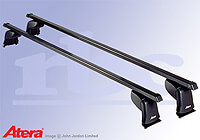 Mercedes Benz Vito L1 (SWB) H1 (low roof) (2004 to 2015) :Atera roof bars