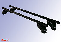 Volkswagen VW Caddy L1 (SWB) (2003 to 2011) :Atera SIGNO ASF Fixpoint steel roof bars no. AR4119