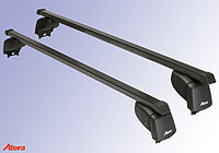 Fiat Stilo five door (2002 to 2007):Atera SIGNO ASF Fixpoint steel roof bars no. AR4131