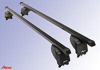 Fiat Panda (2012 onwards):Atera SIGNO ASF Fixpoint steel roof bars no. AR4136