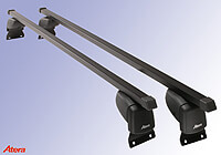 Renault Grand Modus (2008 to 2013) :Atera SIGNO ASF Fixpoint steel roof bars no. AR4138