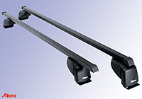 Ford Galaxy (2006 to 2010) :Atera SIGNO ASF steel roof bars no. AR4144