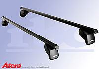 Subaru Tribeca (2006 to 2009) :Atera SIGNO ASF Fixpoint steel roof bars no. AR4153