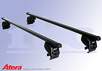 Subaru Forester (2008 to 2013) :Atera SIGNO AS steel roof bars no. AR4209