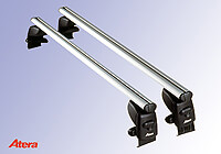 Chevrolet Lacetti four door saloon (2005 to 2010):Atera SIGNO AS aluminium roof bars no. AR5042