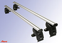 BMW 5 series Touring (2004 to 2010):Atera SIGNO AS aluminium roof bars no. AR5061