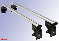 Chevrolet Lacetti estate (2005 to 2011):Atera SIGNO AS aluminium roof bars no. AR5066