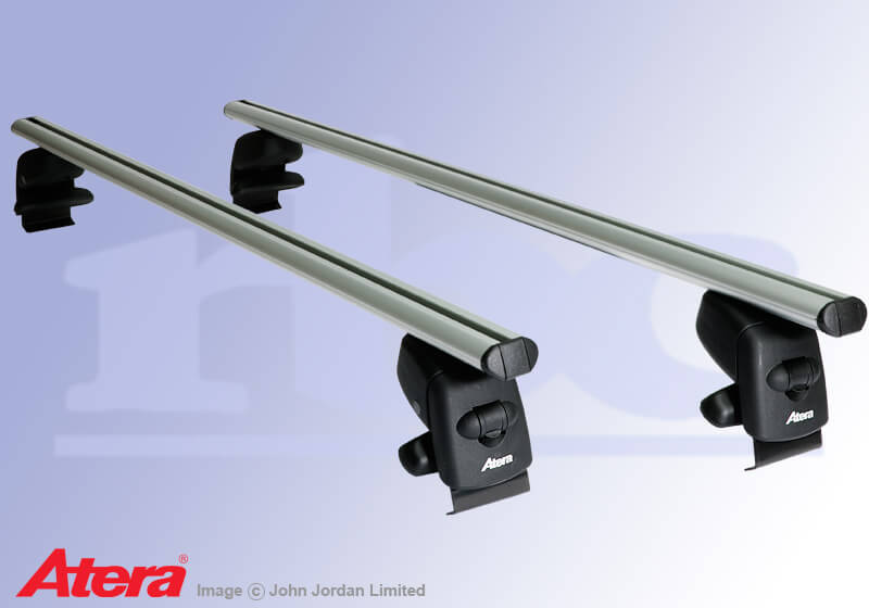 Skoda Citigo three door (2011 onwards):Atera SIGNO AS aluminium roof bars no. AR5264