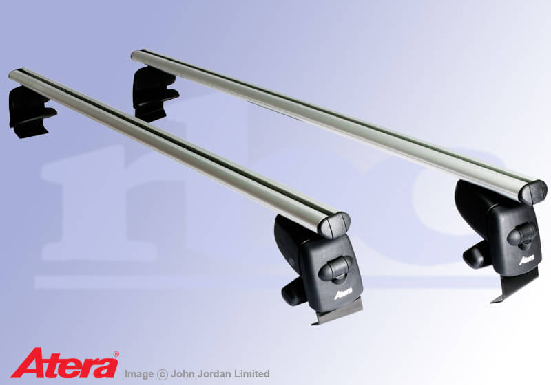 Ford Mondeo five door (2007 to 2014):Atera SIGNO AS aluminium roof bars no. AR5201