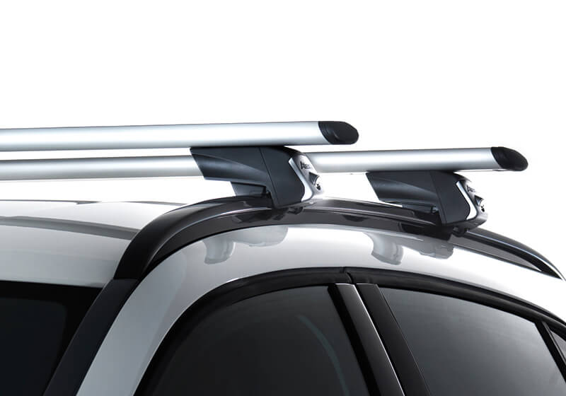 Mitsubishi Carisma four door saloon (1997 to 2003):Roof Bars