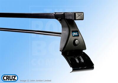 Honda Jazz 02 08 Cruz 115cm Ot Roof Bars With Fitting