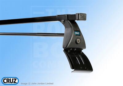 Seat Altea 04 15 Cruz 115cm Ot Roof Bars With Fitting