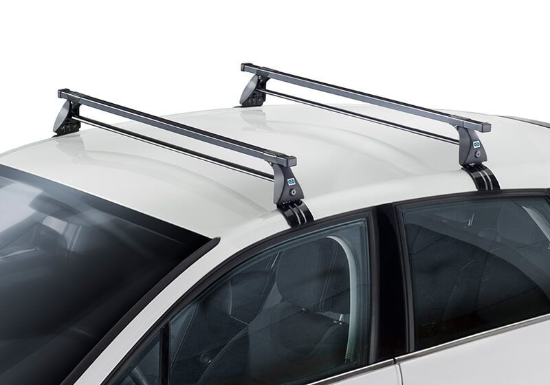 CRUZ 115cm OT roof bars with fitting kit 5458