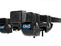 Citroen Berlingo Multispace (1996 to 2008) :CRUZ V-series roof rail bars (2) no. V-115 (921901)