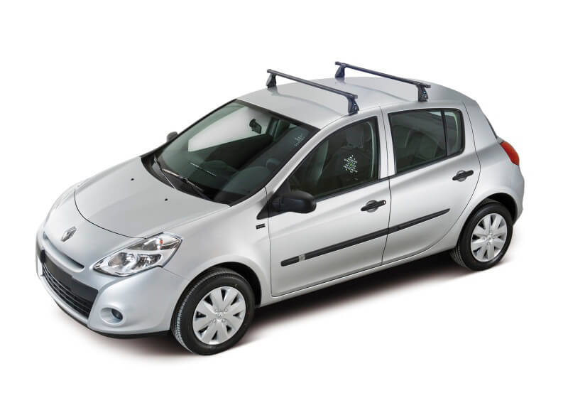 Vauxhall Zafira (1998 to 2005):CRUZ 115cm OS roof bars with fitting kit 5330