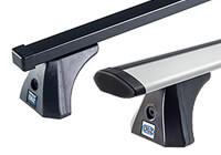 Audi A4 Avant (2008 to 2015) :CRUZ 120cm OptiPLUS SX roof bars with kit 935511