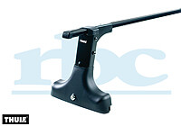 Hyundai H100 (1987 to 2001):Thule roof bars package - 420, 7125