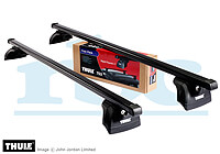 Vauxhall Astra three door Sporthatch (2005 to 2011) :Thule roof bars package - 753, 760, 3025