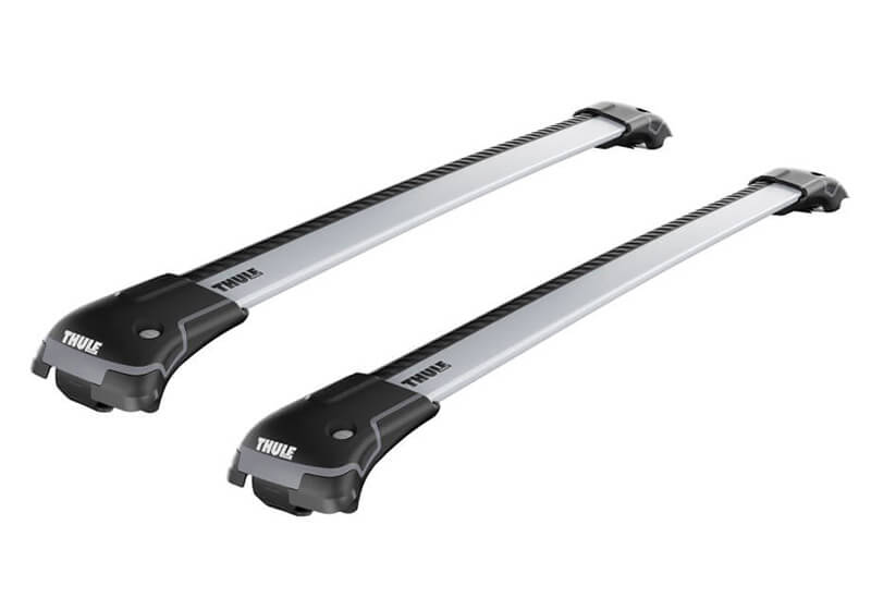 Audi A4 Avant (2005 to 2008):Thule roof bars package - 9584