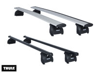 Audi A4 Avant (2008 to 2015) :Thule roof bars package - 753, 761, 4007