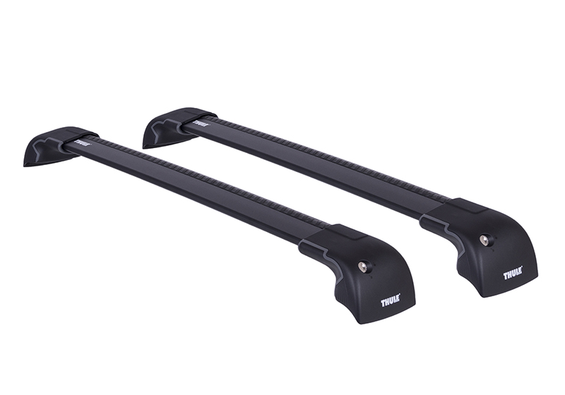 Audi Q8 (2018 onwards):Thule roof bars package - 9593B, 4102