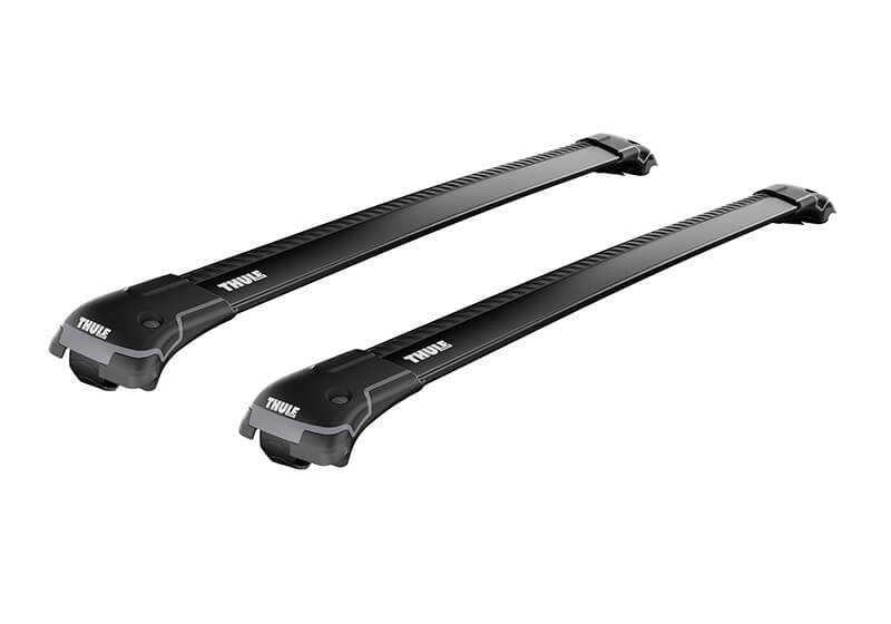Toyota Corolla estate (2002 to 2007):Thule roof bars package - 9581B