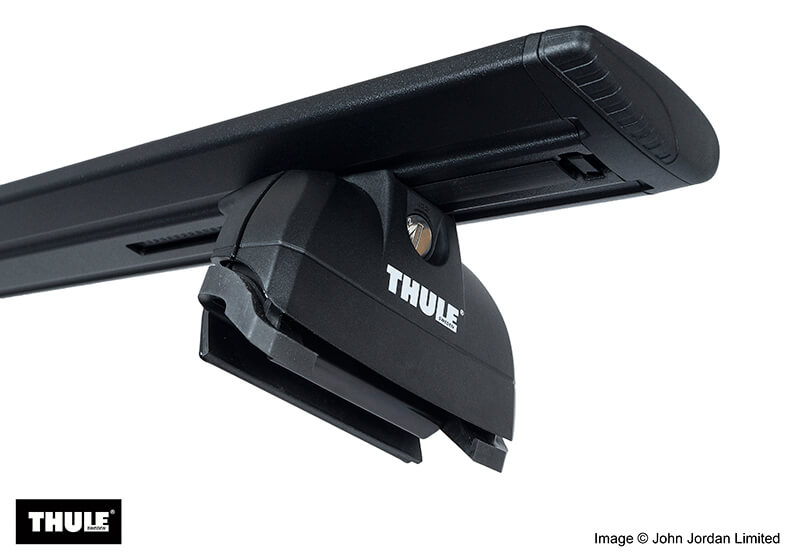 thule rapid system fixpoint xt low feet 4 no 753. Black Bedroom Furniture Sets. Home Design Ideas