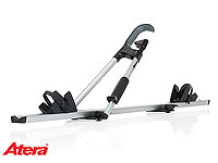 Atera:4 x Atera GIRO AF aluminium bike carriers with roof bars