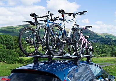 Atera Giro Af Aluminium Bike Carrier No Ar2227