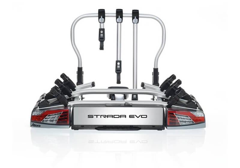 :Atera STRADA EVO 3 to 4 bike carrier no. AR2701