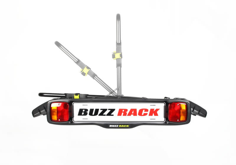 BUZZ RACK 'Buzzy Bee' 2 bike wheel support rack no. BRP302