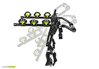 Audi A6 Avant (1994 to 1998) :BUZZ RACK 'Beetle' 3 bike strap on rack no. BRT203