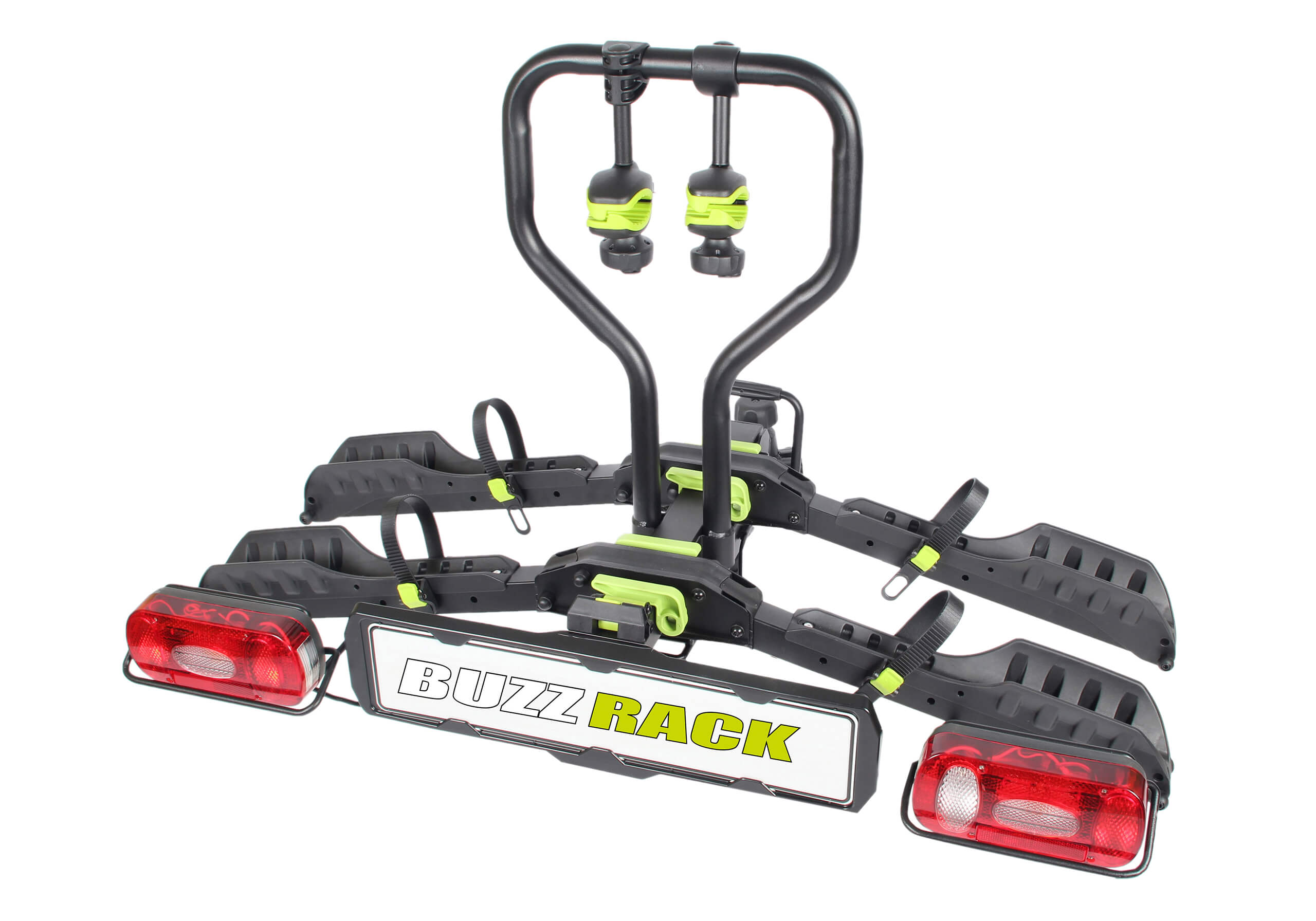 buzz rack:BUZZ RACK Scorpion 2 bike folding wheel support rack BRP602