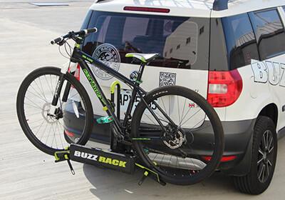 Buzz Rack Buzzwing 1 Bike Folding Rack Brp711