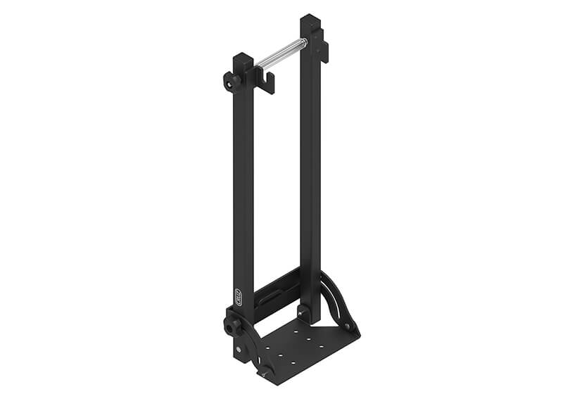 :CRUZ foldable front wheel carrier no. 940-436