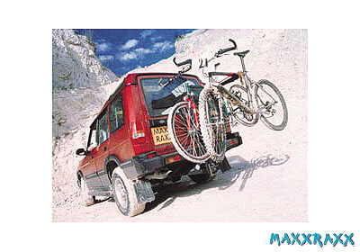 Maxxraxx 2 Bike Discovery Rack Bolt On Tow Balls Only No