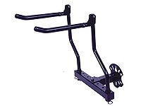 Pendle:Pendle 2 bike spare wheel rack including mounting plate A