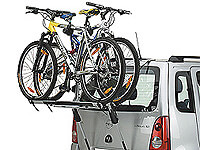 Mazda Demio five door (1996 to 2001) :Thule ClipOn High 9106 for 2 bikes