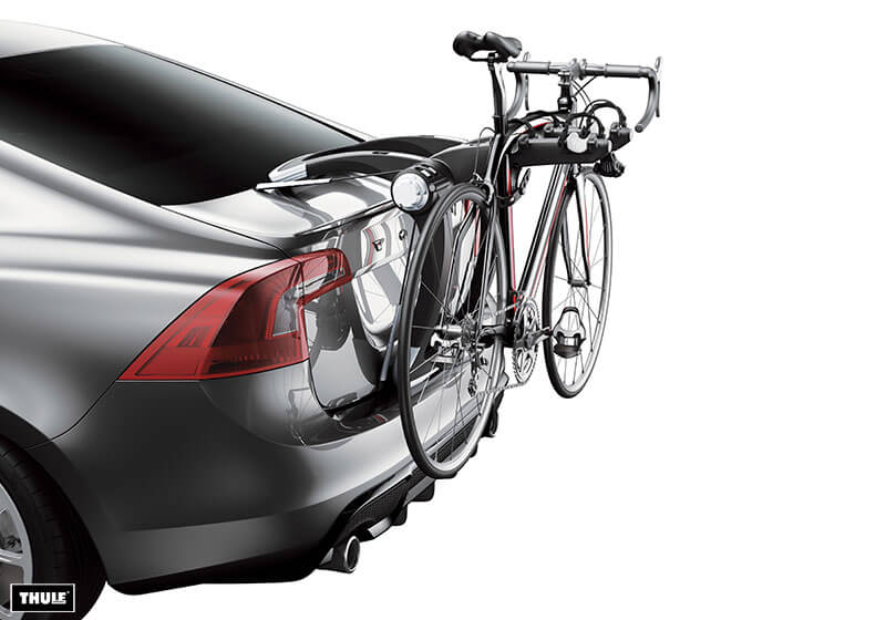 3 BICYCLE REAR MOUNT CARRIER CAR RACK for PEUGEOT 3008 09-ON