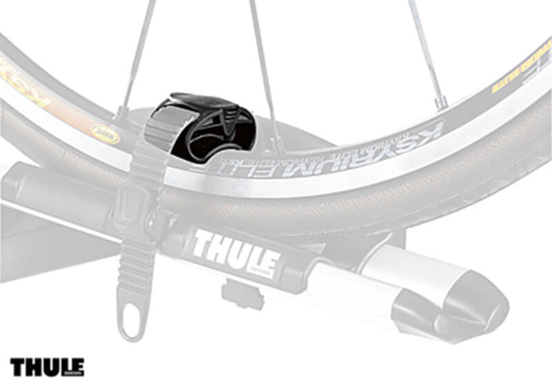 :Thule Road bike wheel adapter 9772