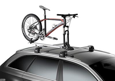 thule bike carrier instructions