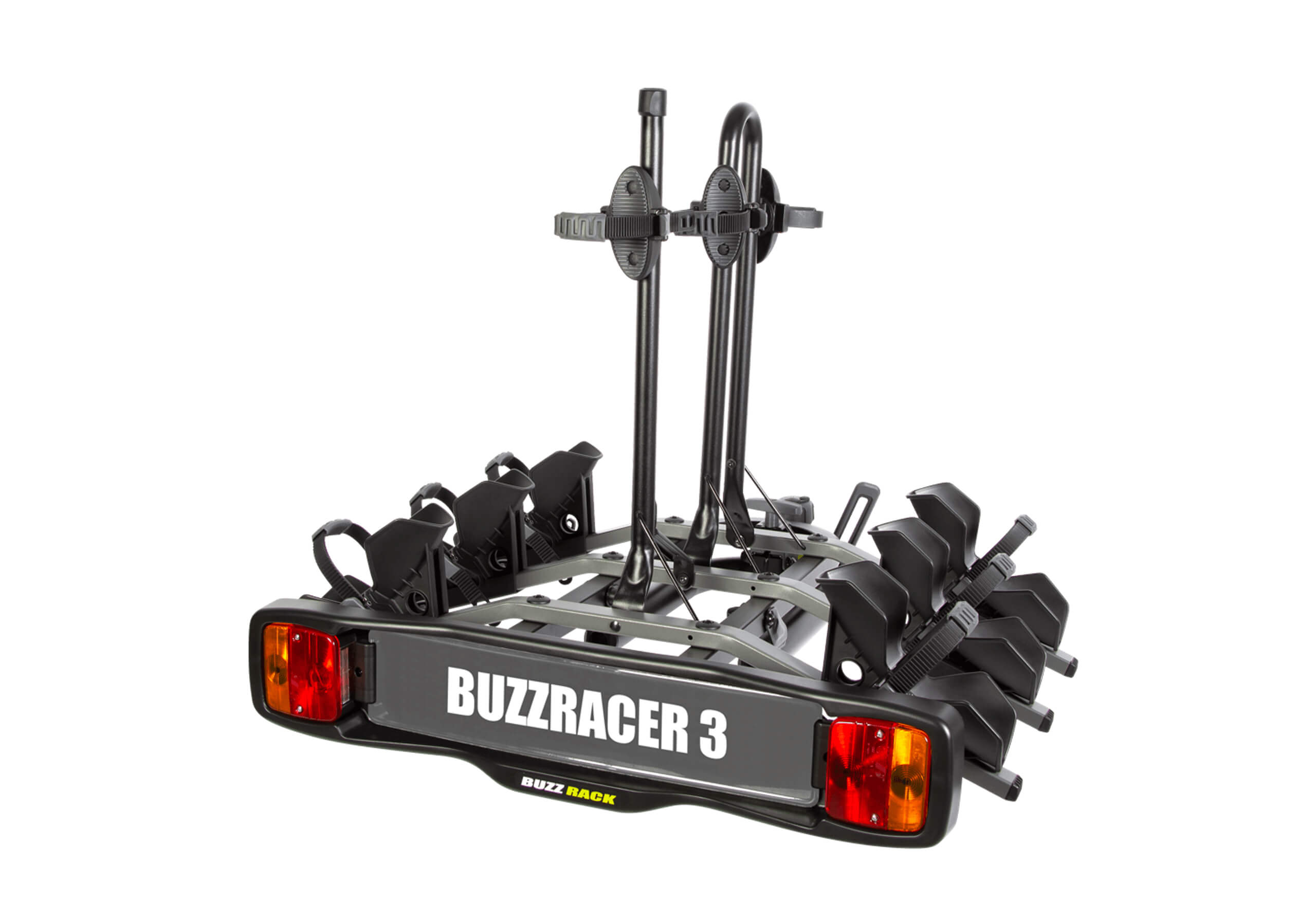:BUZZ RACK BuzzRacer 3 bike wheel support rack no. BRP333