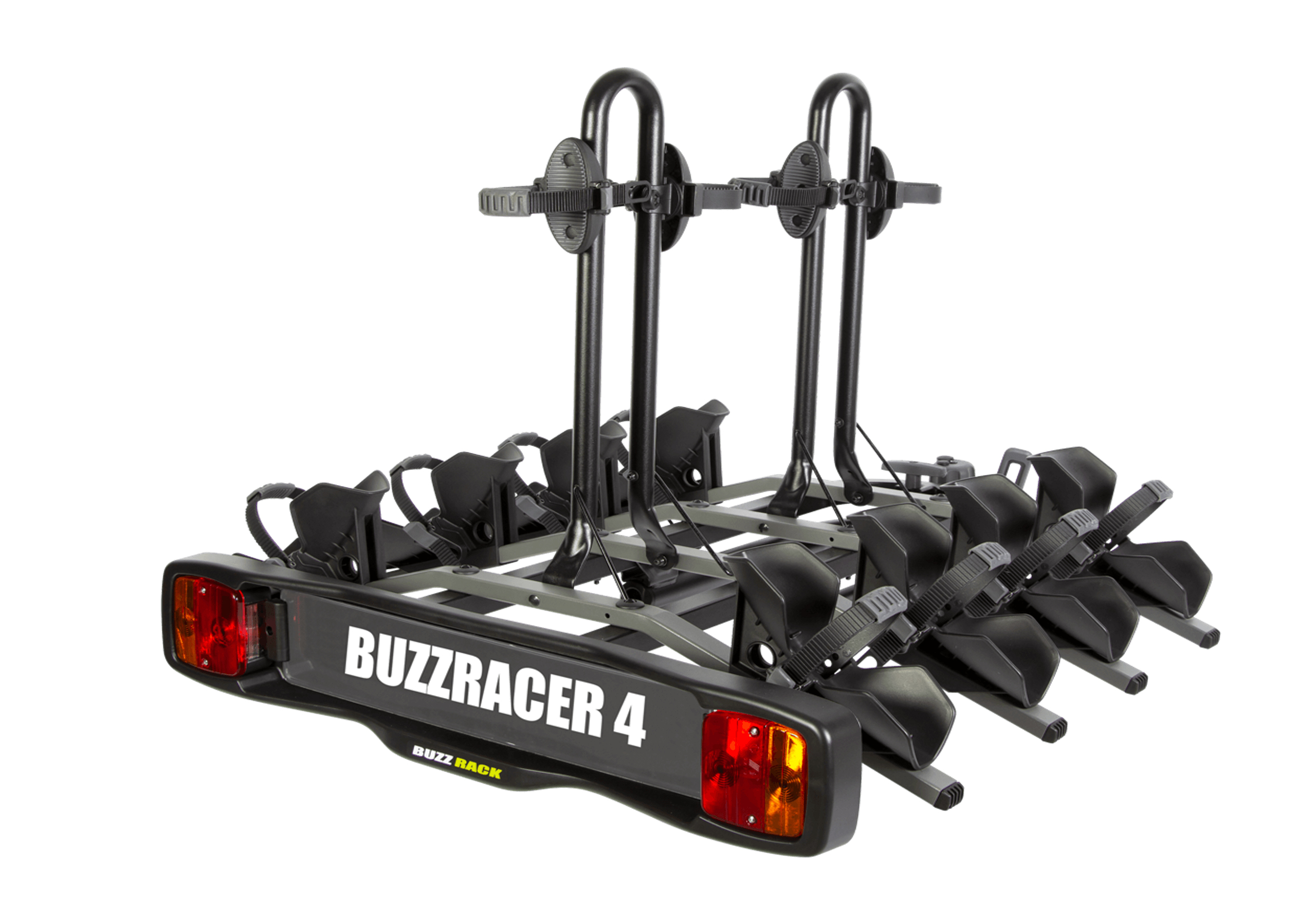 :BUZZ RACK BuzzRacer 4 bike wheel support rack no. BRP334