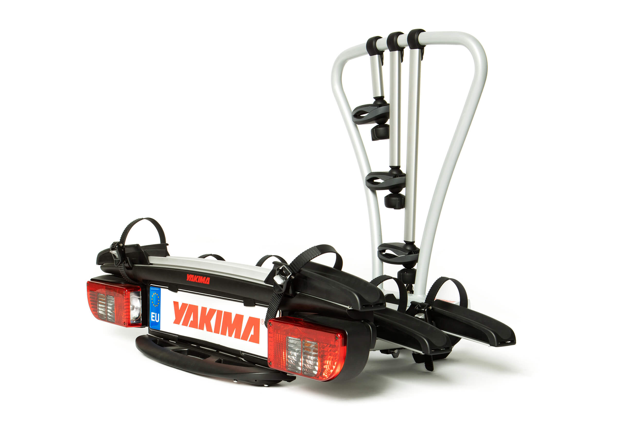 :Yakima JustClick 3 bike tow bar carrier no. 8002487