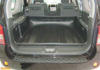 Nissan Pathfinder five door (2005 to 2013) :Carbox HS Nissan Pathfinder (05 on) JV10-7103