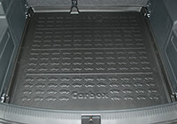 Skoda Fabia estate (2015 onwards) :Carbox Form LS low boot liner no. JV20-1823